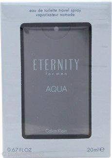 Calvin Klein Eternity Aqua Eau de Toilette 20ml Vaporizador