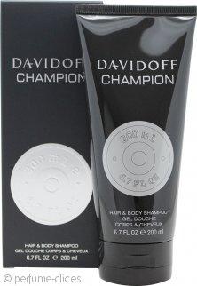 Davidoff Champion Jabón Pelo y Cuerpo 200ml
