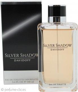 Davidoff Silver Shadow Eau de Toilette 100ml Vaporizador