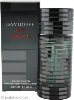 Davidoff The Game Eau de Toilette 60ml Vaporizador