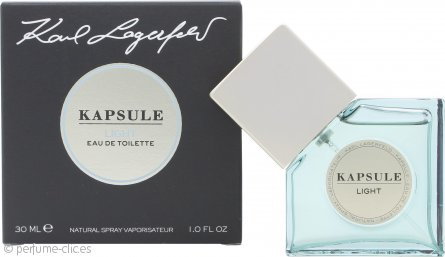 Karl Lagerfeld Kapsule Light Eau de Toilette 30ml Vaporizador