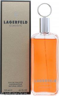 Karl Lagerfeld Lagerfeld Classic Eau de Toilette 125ml Vaporizador