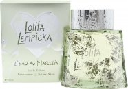 Lolita Lempicka L'Eau Au Masculin Eau de Toilette 100ml Vaporizador