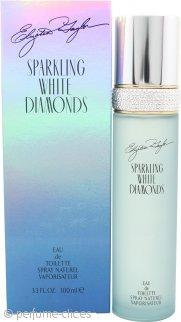 Elizabeth Taylor Sparkling White Diamonds Eau de Toilette 100ml Vaporizador