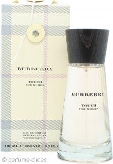Burberry Touch Eau de Parfum 100ml Vaporizador