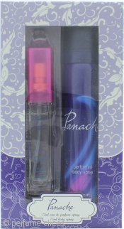 Taylor of London Panache Set de Regalo 12ml EDT + 75ml Vaporizador Corporal