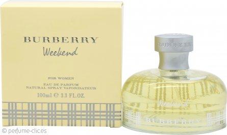Burberry Weekend Eau de Parfum 100ml Vaporizador