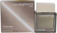 Calvin Klein Intense Euphoria Eau De Toilette 50ml Vaporizador