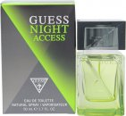 Guess Night Access Eau de Toilette 100ml Spray