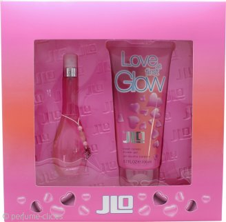 Jennifer Lopez Love At First Glow Set de Regalo 30ml EDT + 200ml Gel de Ducha