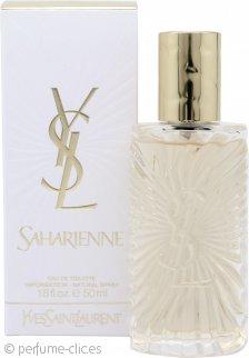 Yves Saint Laurent Saharienne Eau de Toilette 50ml Vaporizador