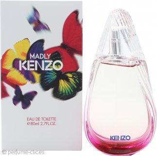 Kenzo Madly Eau De Toilette 80ml Vaporizador