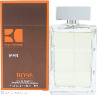 Hugo Boss Boss Orange Man Eau de Toilette 100ml Vaporizador