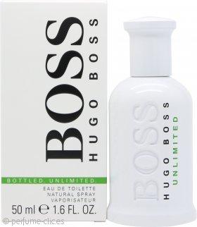 Hugo Boss Boss Bottled Unlimited Eau de Toilette 50ml Vaporizador