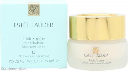 Estee Lauder Triple Creme Máscara Rehidratante para la Piel 50ml