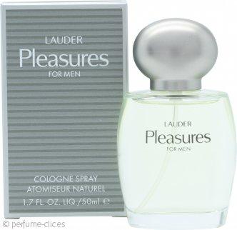 Estee Lauder Pleasures Eau de Cologne 50ml Vaporizador