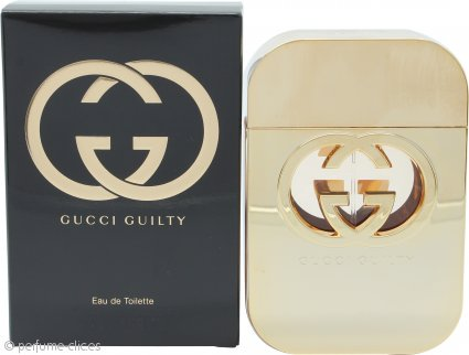Gucci Guilty Eau de Toilette 75ml Vaporizador