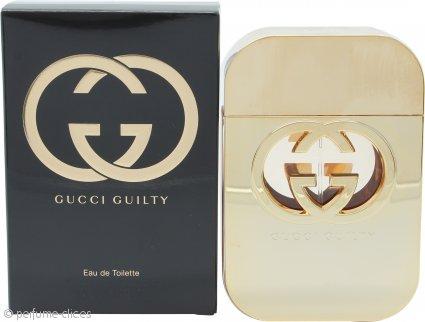 Gucci Guilty Eau de Toilette 75ml Vaporizador
