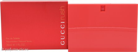 Gucci Rush Eau de Toilette 30ml Vaporizador