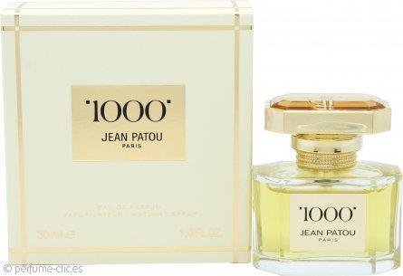 Jean Patou 1000 Eau de Parfum 30ml Vaporizador