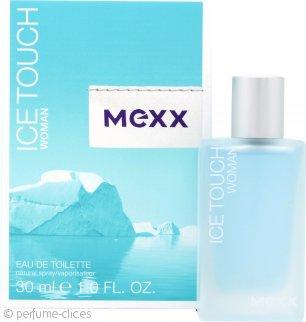 Mexx Ice Touch Woman Eau de Toilette 30ml Vaporizador