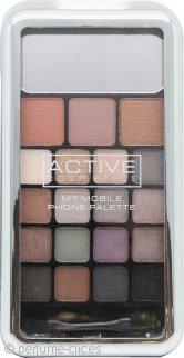 Active Cosmetics Paleta Mi teléfono Móvil – 20 Piezas