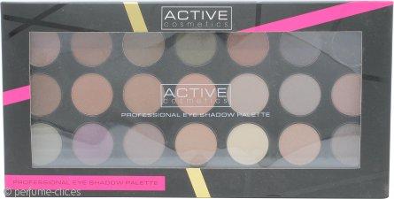 Active Professional Paleta Sombras Ojos - 23 Piezas