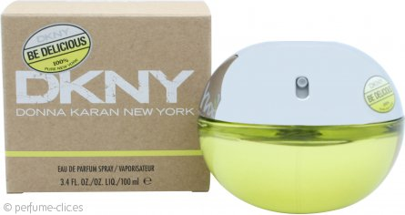 DKNY Be Delicious Eau de Parfum 100ml Vaporizador