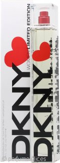 DKNY Women Heart Limited Edition Eau de Toilette 100ml Vaporizador