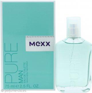 Mexx Pure Man Eau de Toilette 75ml Vaporizador