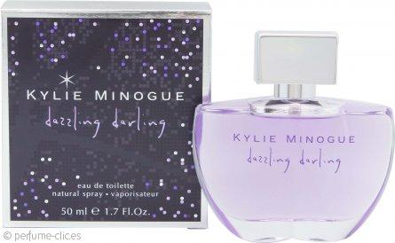 Kylie Minogue Dazzling Darling Eau de Toilette 50ml Vaporizador