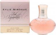 Kylie Minogue Pink Sparkle Eau de Toilette 50ml Vaporizador