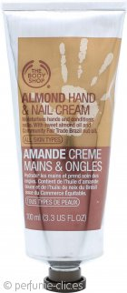 The Body Shop Almond Crema de Manos y Uñas 100ml