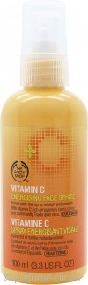 The Body Shop Vitamin C Vaporizador Energizante Cara 100ml