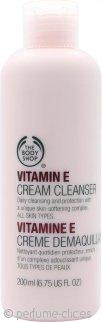 The Body Shop Vitamin E Crema Limpiadora 200ml