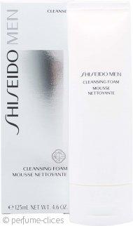 Shiseido Men Espuma Limpiadora 125ml