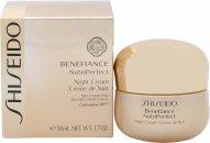 Shiseido Benefiance Crema de Noche Nutri Perfección 50ml