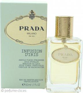 Prada Infusion D'Iris Absolue Eau de Parfum 50ml Vaporizador