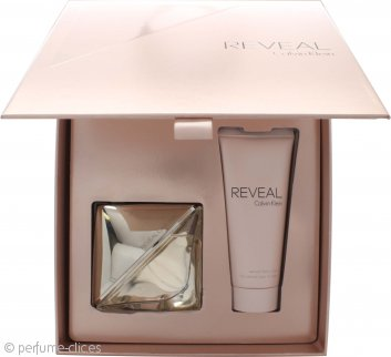 Calvin Klein Reveal Set de Regalo 50ml EDP + 100ml Loción Corporal