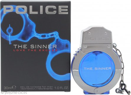 Police The Sinner Eau De Toilette 30ml Vaporizador