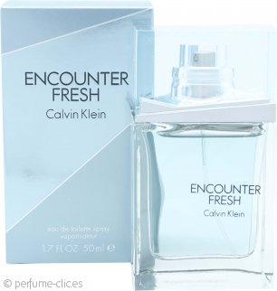 Calvin Klein Encounter Fresh Eau de Toilette 50ml Vaporizador