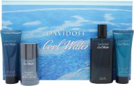 Davidoff Cool Water Set de Regalo 125ml EDT + 70g Desodorante en Barra