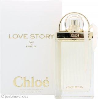 Chloé Love Story Eau de Parfum 75ml Vaporizador