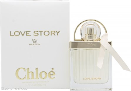 Chloé Love Story Eau de Parfum 50ml Vaporizador
