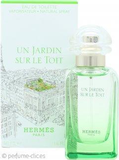Hermes Un Jardin Sur Le Toit Eau de Toilette 50ml Vaporizador