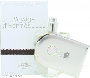 Hermes Voyage d'Hermes Eau de Toilette 35ml Vaporizador Rellenable