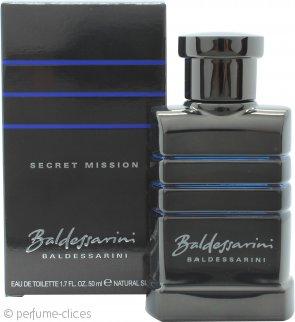 Baldessarini Secret Mission Eau de Toilette 50ml Vaporizador