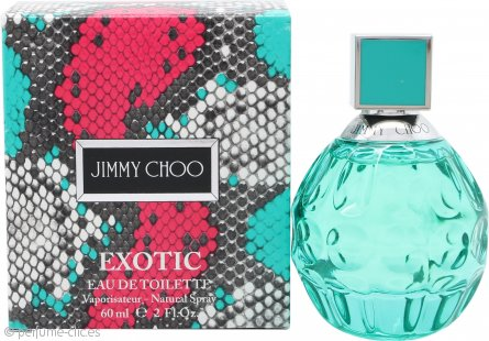 Jimmy Choo Exotic 2015 Eau de Toilette 60ml Vaporizador