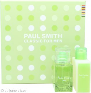 Paul Smith Paul Smith Men Set de Regalo 50ml EDT + 75ml Gel de Ducha