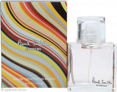 Paul Smith Extreme Eau de Toilette 50ml Vaporizador